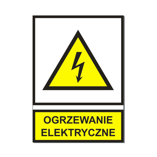 Nalepki Ogrzewanie Elektryczne
