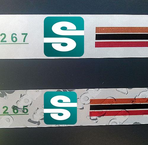 Stickery zabezpieczające urządzenia pomiarowe liczniki gazu, energii elektrycznej, wody
